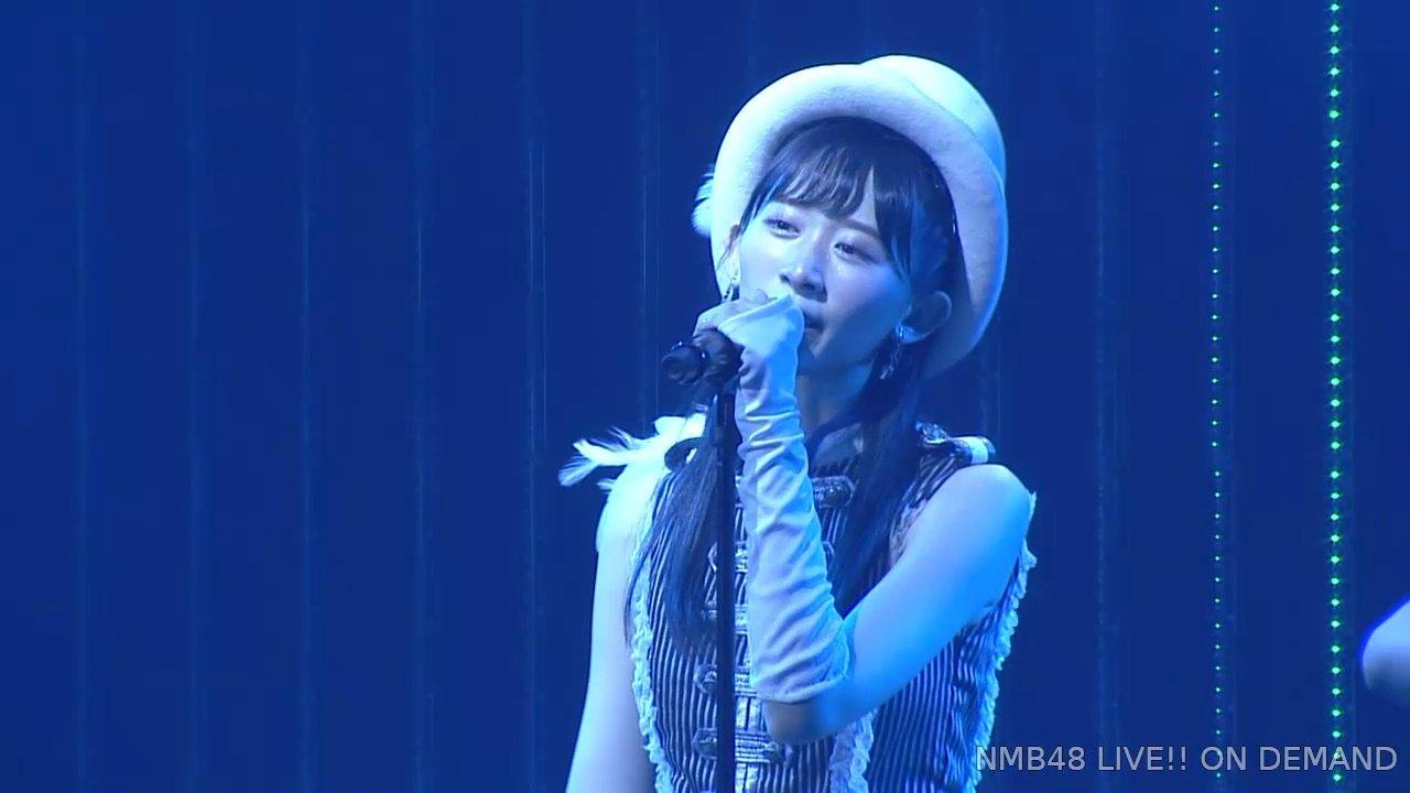 2019年8月27日NMB48研究生「夢は逃げない公演」で復帰した杉浦琴音の画像-049