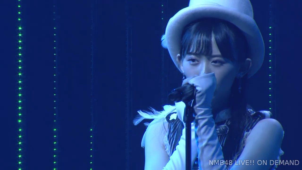 2019年8月27日NMB48研究生「夢は逃げない公演」で復帰した杉浦琴音の画像-051