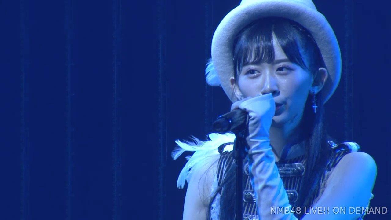 2019年8月27日NMB48研究生「夢は逃げない公演」で復帰した杉浦琴音の画像-053