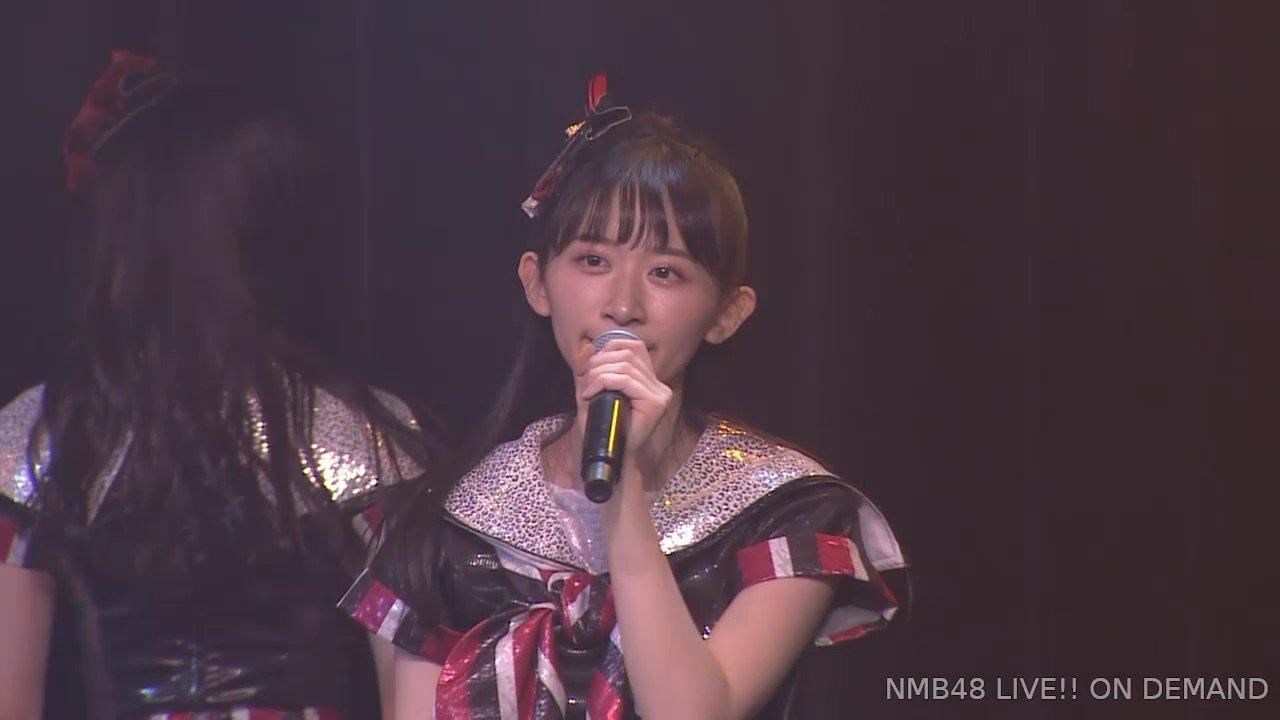 2019年8月27日NMB48研究生「夢は逃げない公演」で復帰した杉浦琴音の画像-055