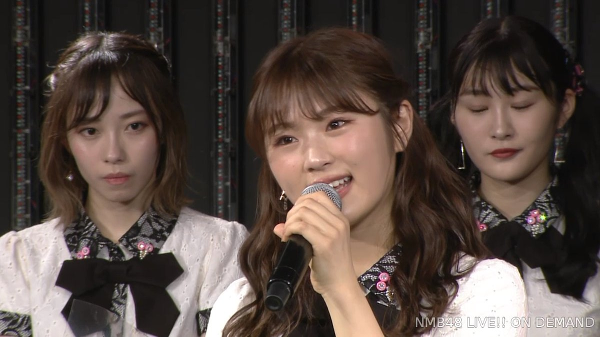 【NMB48】渋谷凪咲23歳の生誕祭まとめ。今年の目標は何事も楽しみながら頑張ること【手紙・スピーチ全文掲載】