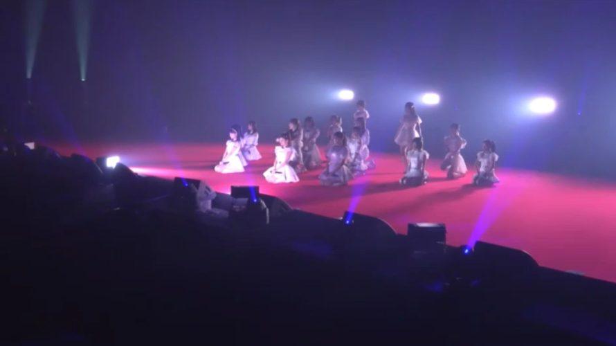 【NMB48】8月24日「@JAM EXPO 2019」ストロベリーステージの画像とセットリストなど。