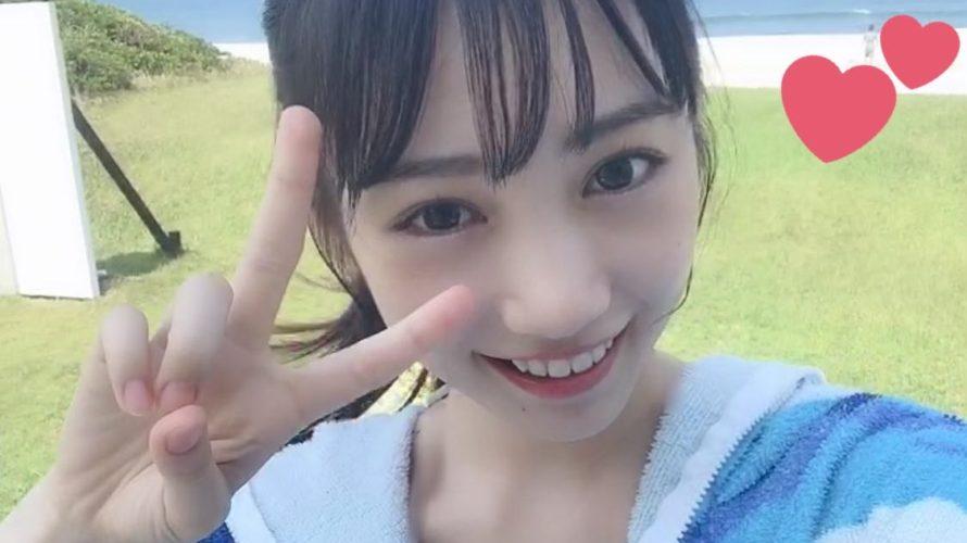【横野すみれ】すーちゃんが週刊プレイボーイの撮影に参加。