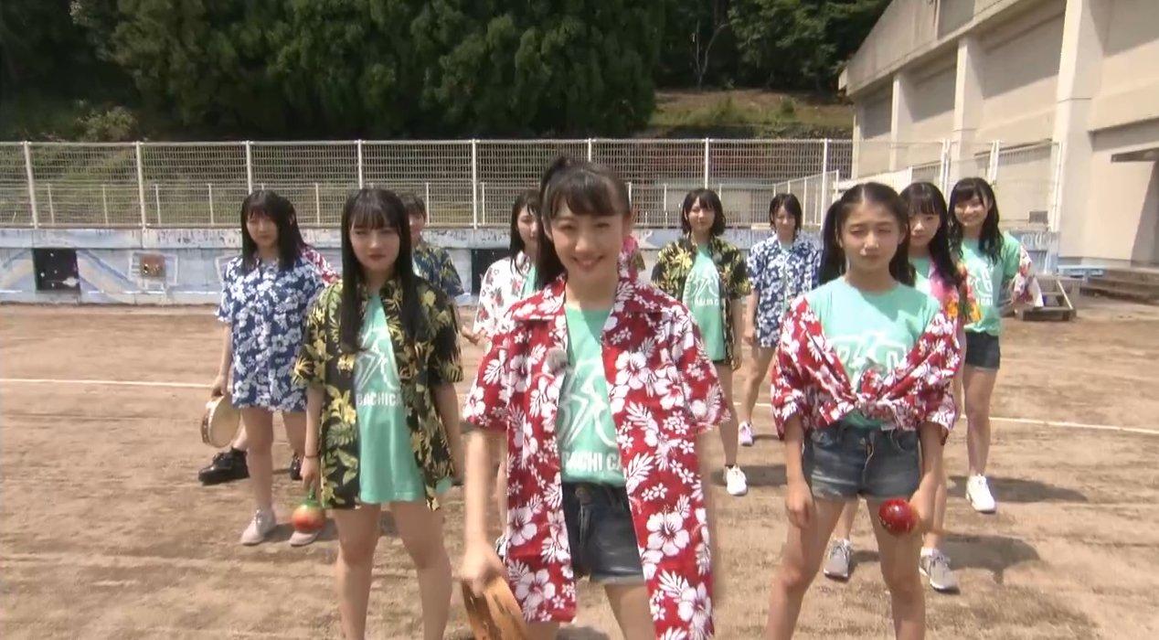 2019年8月18日新YNN NMB48 CHANNELで放送された「BACHI BACHI CAMP」の画像-094