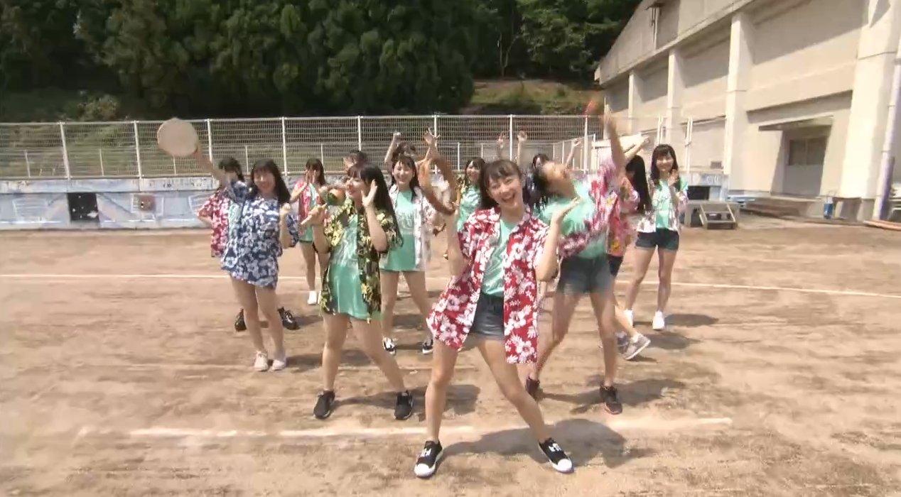 2019年8月18日新YNN NMB48 CHANNELで放送された「BACHI BACHI CAMP」の画像-096