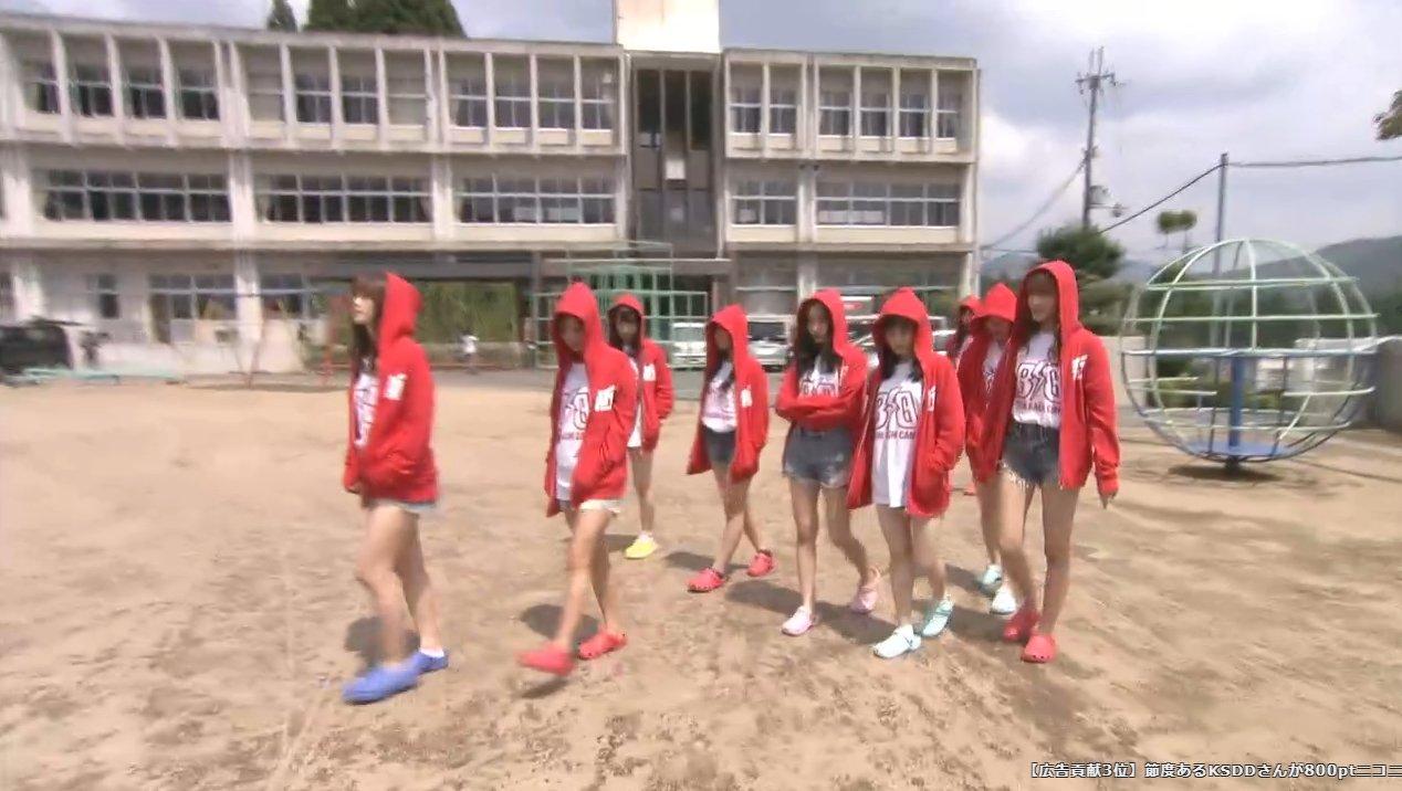 2019年8月18日新YNN NMB48 CHANNELで放送された「BACHI BACHI CAMP」の画像-140