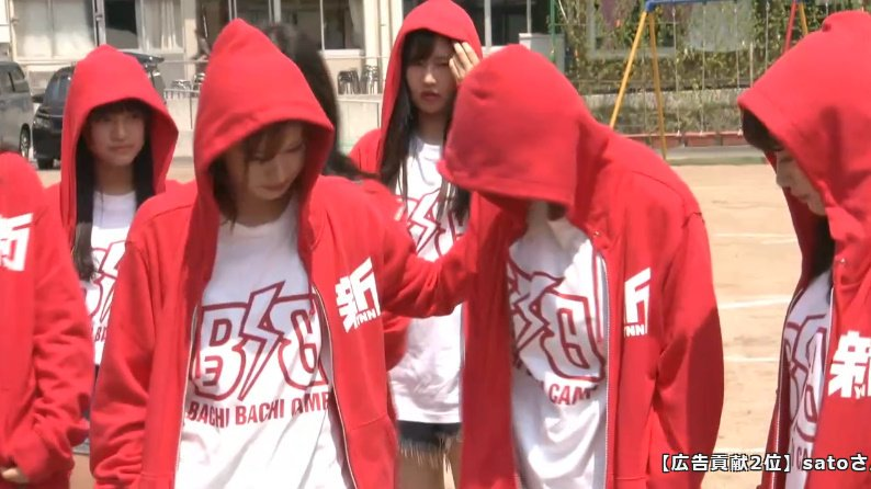 2019年8月18日新YNN NMB48 CHANNELで放送された「BACHI BACHI CAMP」の画像-142
