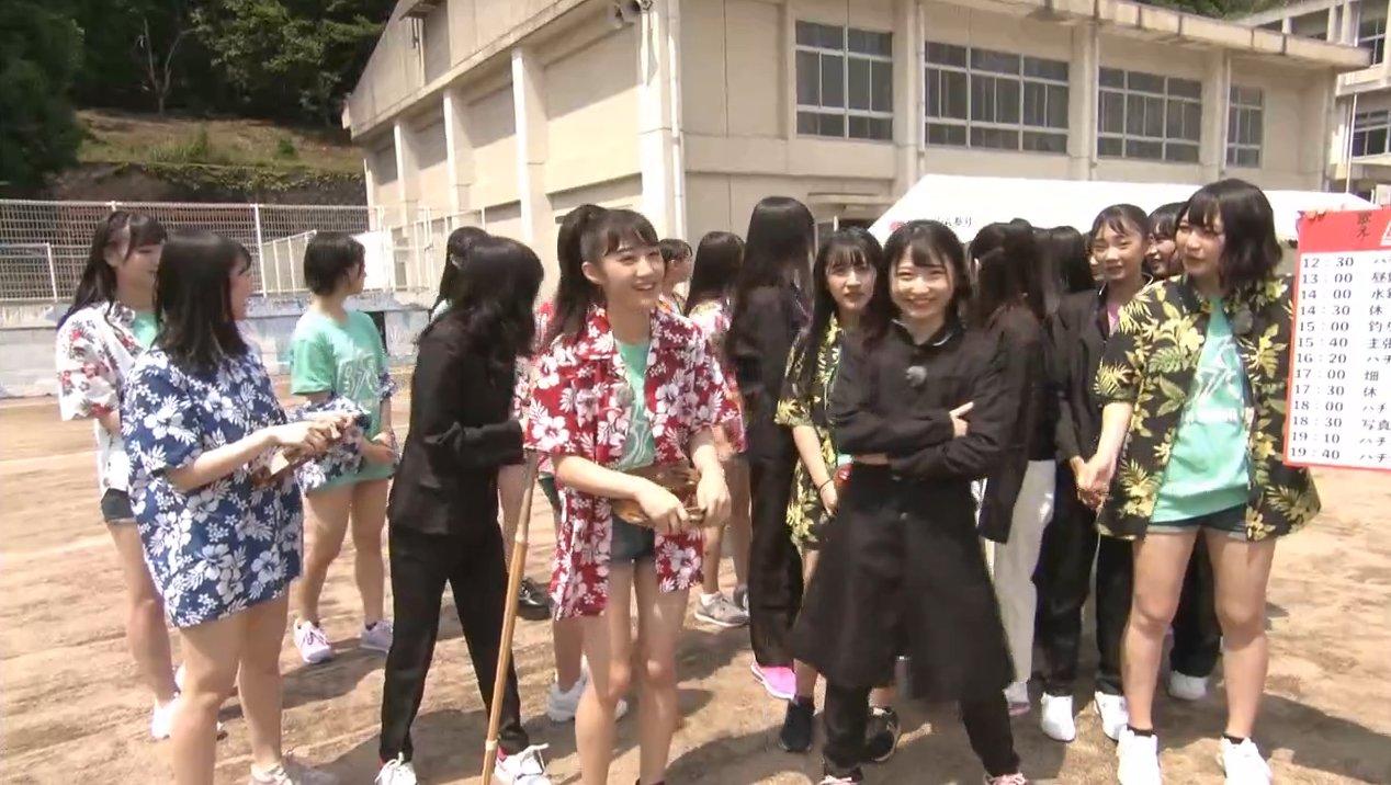 2019年8月18日新YNN NMB48 CHANNELで放送された「BACHI BACHI CAMP」の画像-167