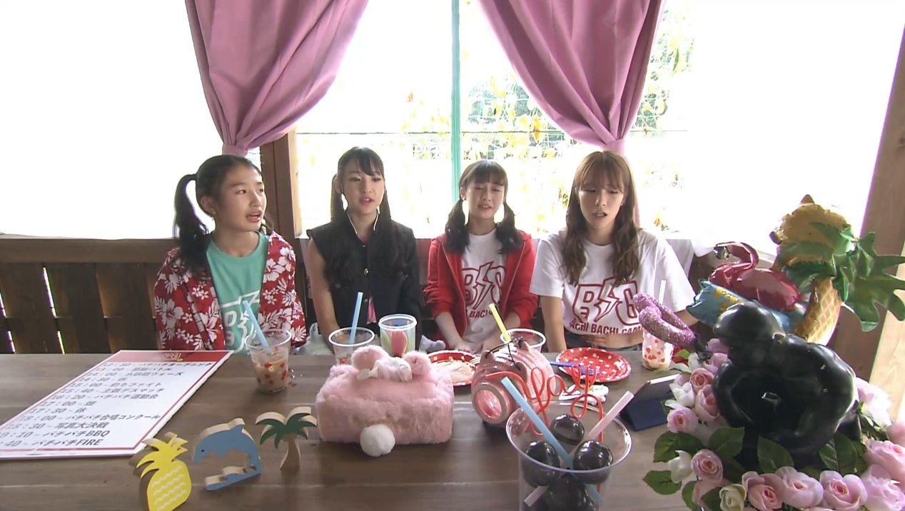 2019年8月18日新YNN NMB48 CHANNELで放送された「BACHI BACHI CAMP」の画像-202