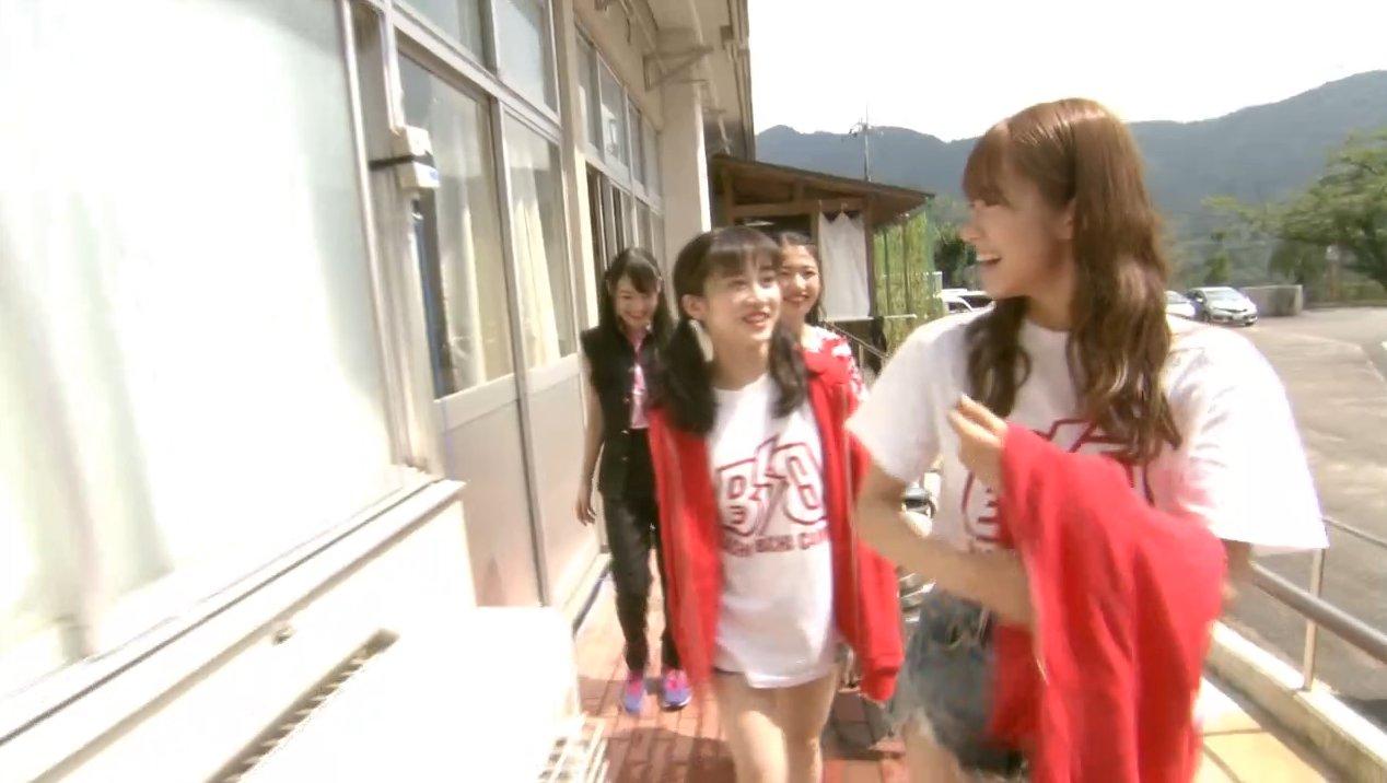 2019年8月18日新YNN NMB48 CHANNELで放送された「BACHI BACHI CAMP」の画像-260