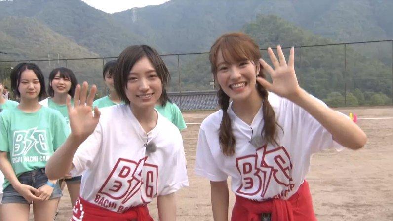 2019年8月18日新YNN NMB48 CHANNELで放送された「BACHI BACHI CAMP」の画像-1625
