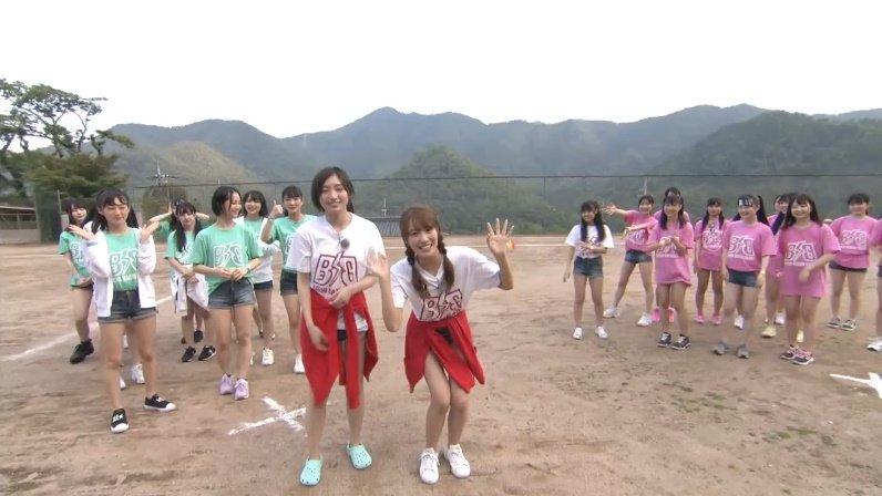 2019年8月18日新YNN NMB48 CHANNELで放送された「BACHI BACHI CAMP」の画像-1627