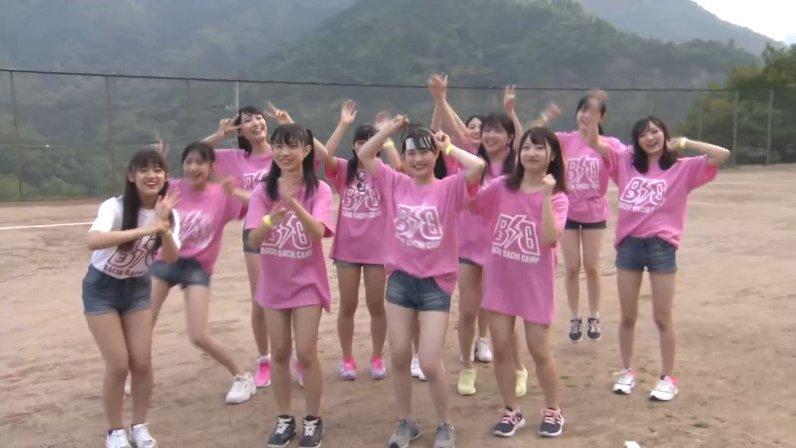 2019年8月18日新YNN NMB48 CHANNELで放送された「BACHI BACHI CAMP」の画像-1629