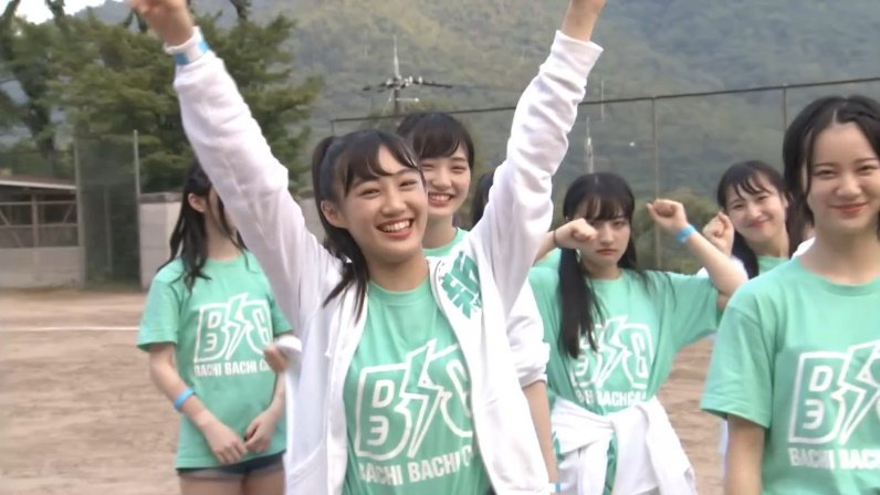2019年8月18日新YNN NMB48 CHANNELで放送された「BACHI BACHI CAMP」の画像-1631