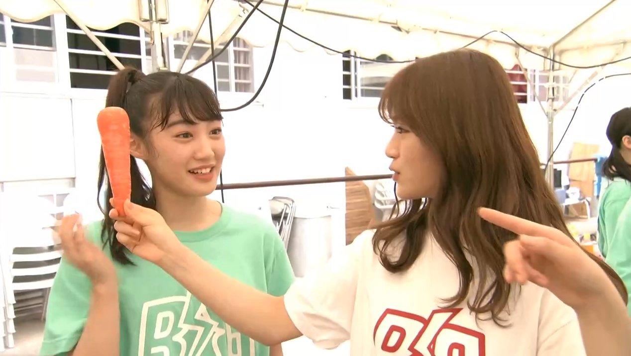 2019年8月18日新YNN NMB48 CHANNELで放送された「BACHI BACHI CAMP」の画像-355