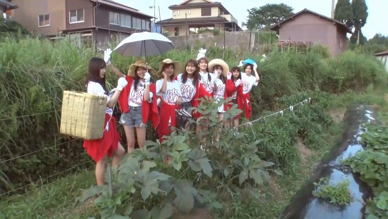 2019年8月18日新YNN NMB48 CHANNELで放送された「BACHI BACHI CAMP」の画像-1786