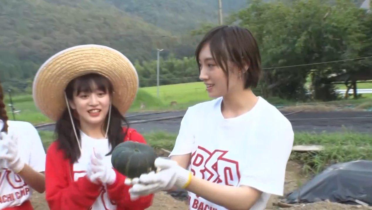 2019年8月18日新YNN NMB48 CHANNELで放送された「BACHI BACHI CAMP」の画像-1888