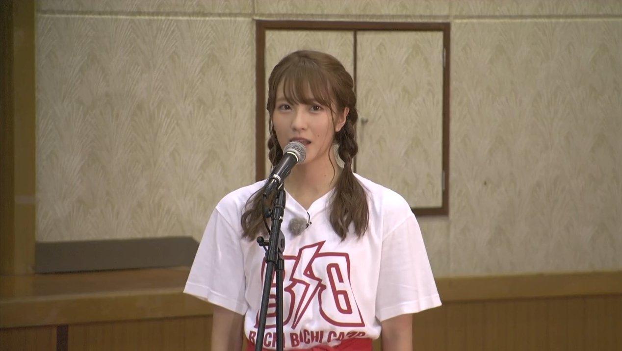 2019年8月18日新YNN NMB48 CHANNELで放送された「BACHI BACHI CAMP」の画像-2067