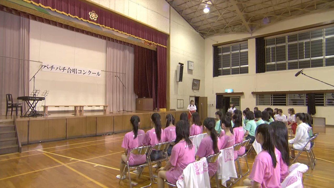 2019年8月18日新YNN NMB48 CHANNELで放送された「BACHI BACHI CAMP」の画像-2069