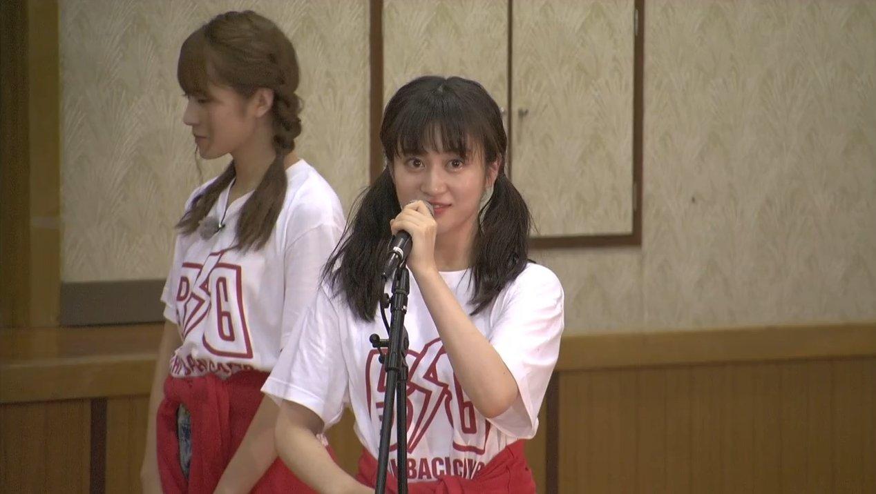 2019年8月18日新YNN NMB48 CHANNELで放送された「BACHI BACHI CAMP」の画像-2071
