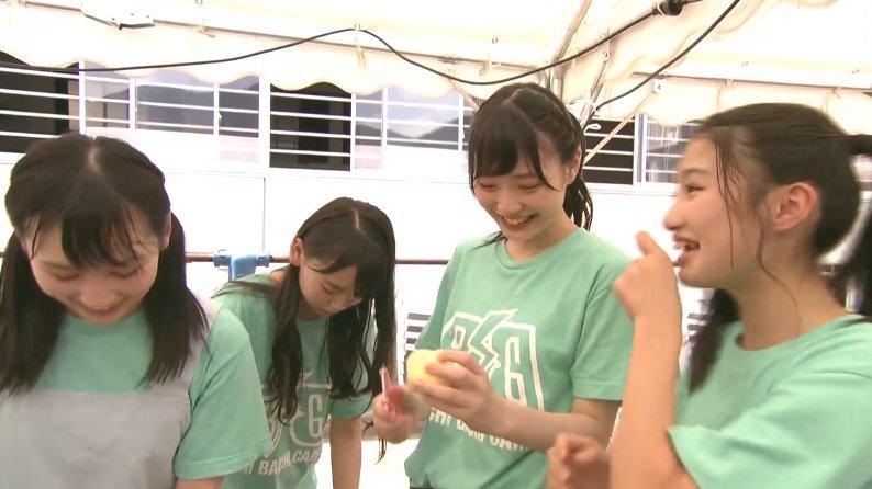 2019年8月18日新YNN NMB48 CHANNELで放送された「BACHI BACHI CAMP」の画像-383