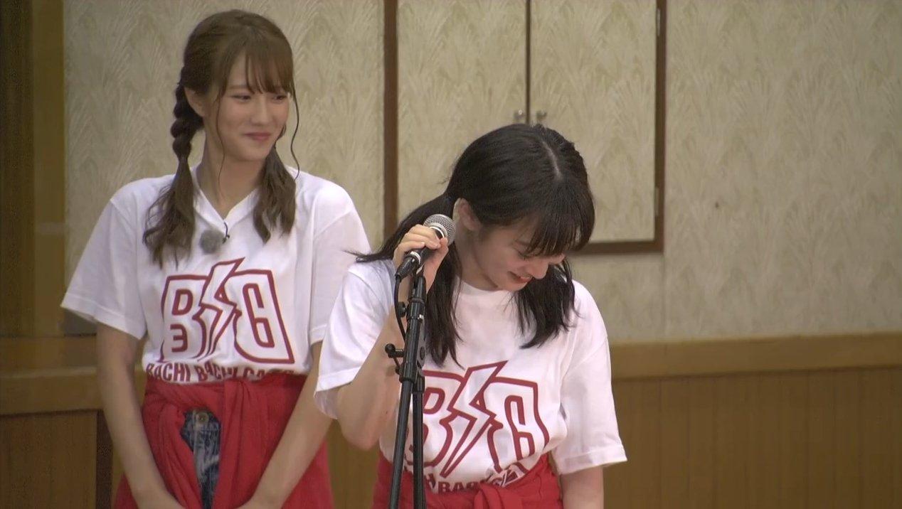 2019年8月18日新YNN NMB48 CHANNELで放送された「BACHI BACHI CAMP」の画像-2073