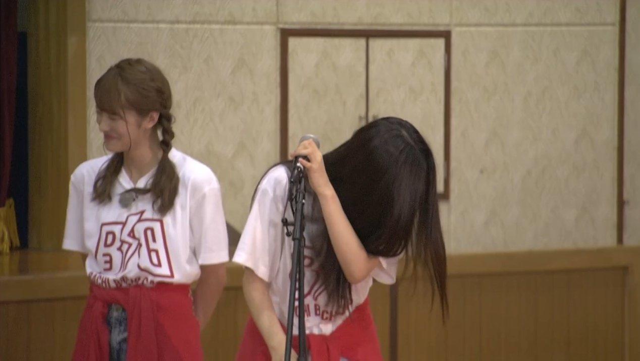 2019年8月18日新YNN NMB48 CHANNELで放送された「BACHI BACHI CAMP」の画像-2107