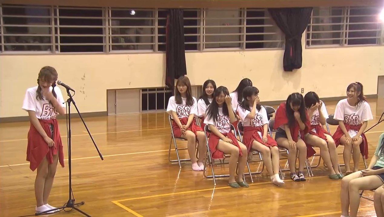 2019年8月18日新YNN NMB48 CHANNELで放送された「BACHI BACHI CAMP」の画像-2144