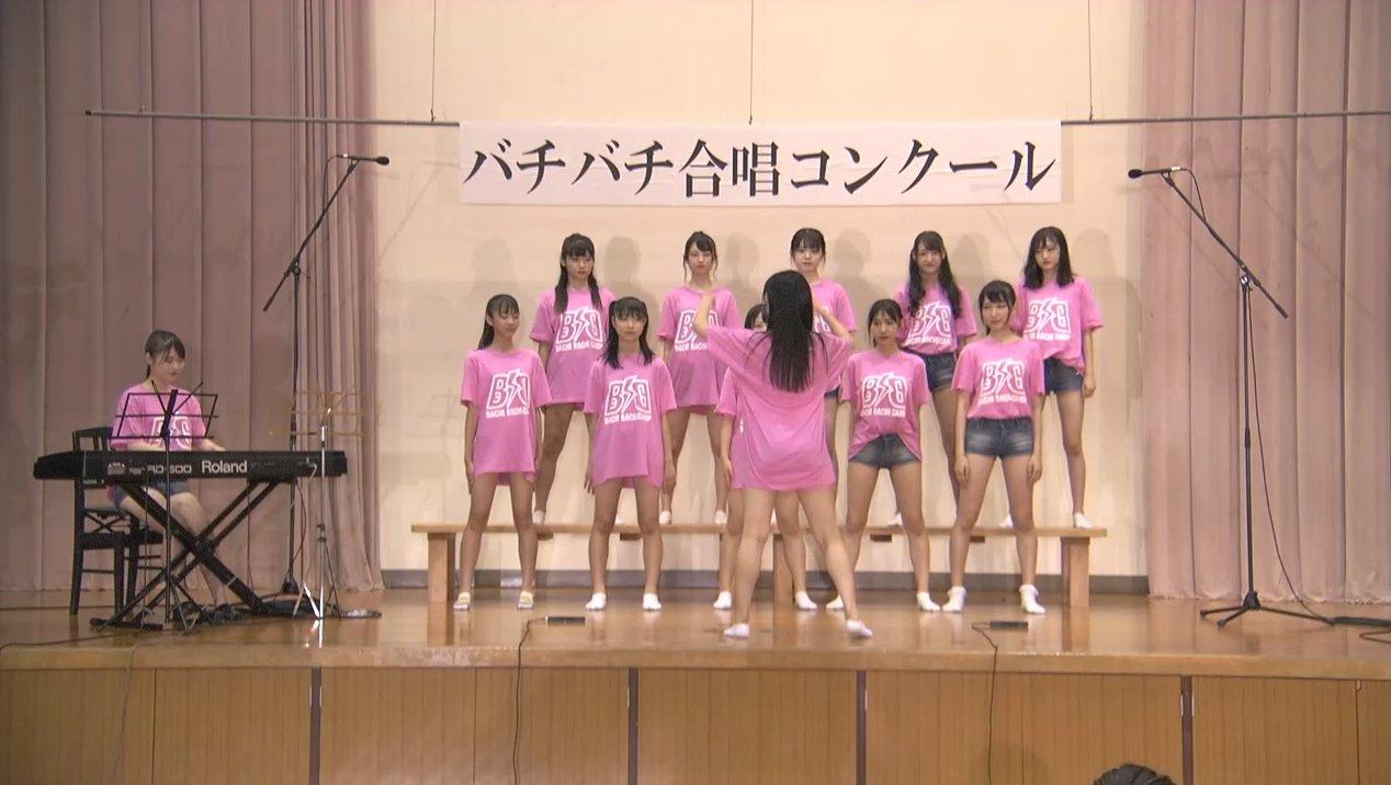 2019年8月18日新YNN NMB48 CHANNELで放送された「BACHI BACHI CAMP」の画像-2183