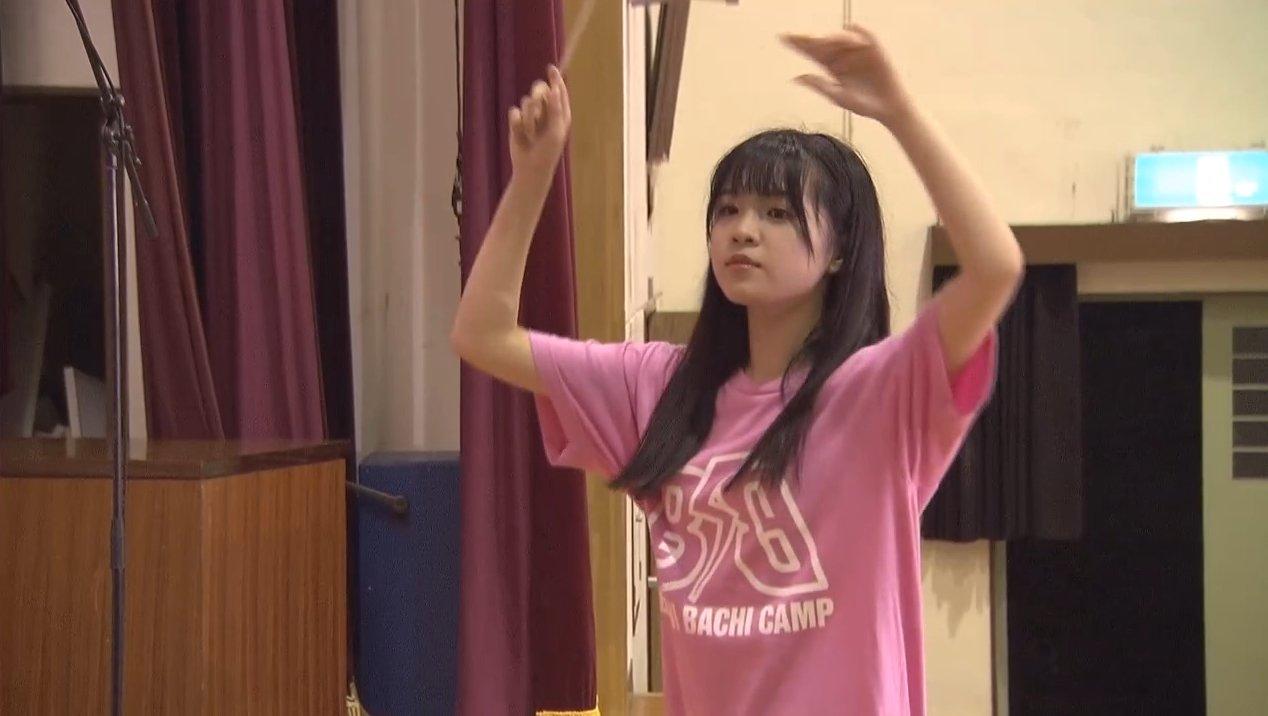 2019年8月18日新YNN NMB48 CHANNELで放送された「BACHI BACHI CAMP」の画像-2185