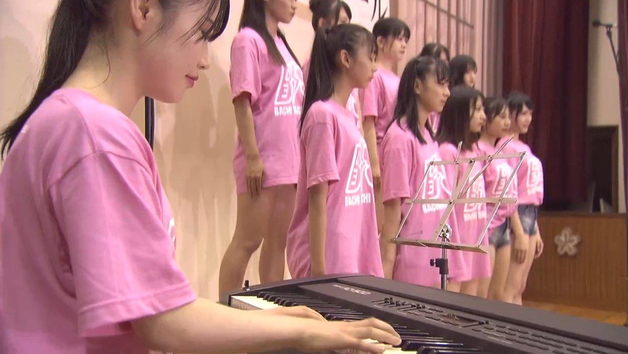 2019年8月18日新YNN NMB48 CHANNELで放送された「BACHI BACHI CAMP」の画像-2187