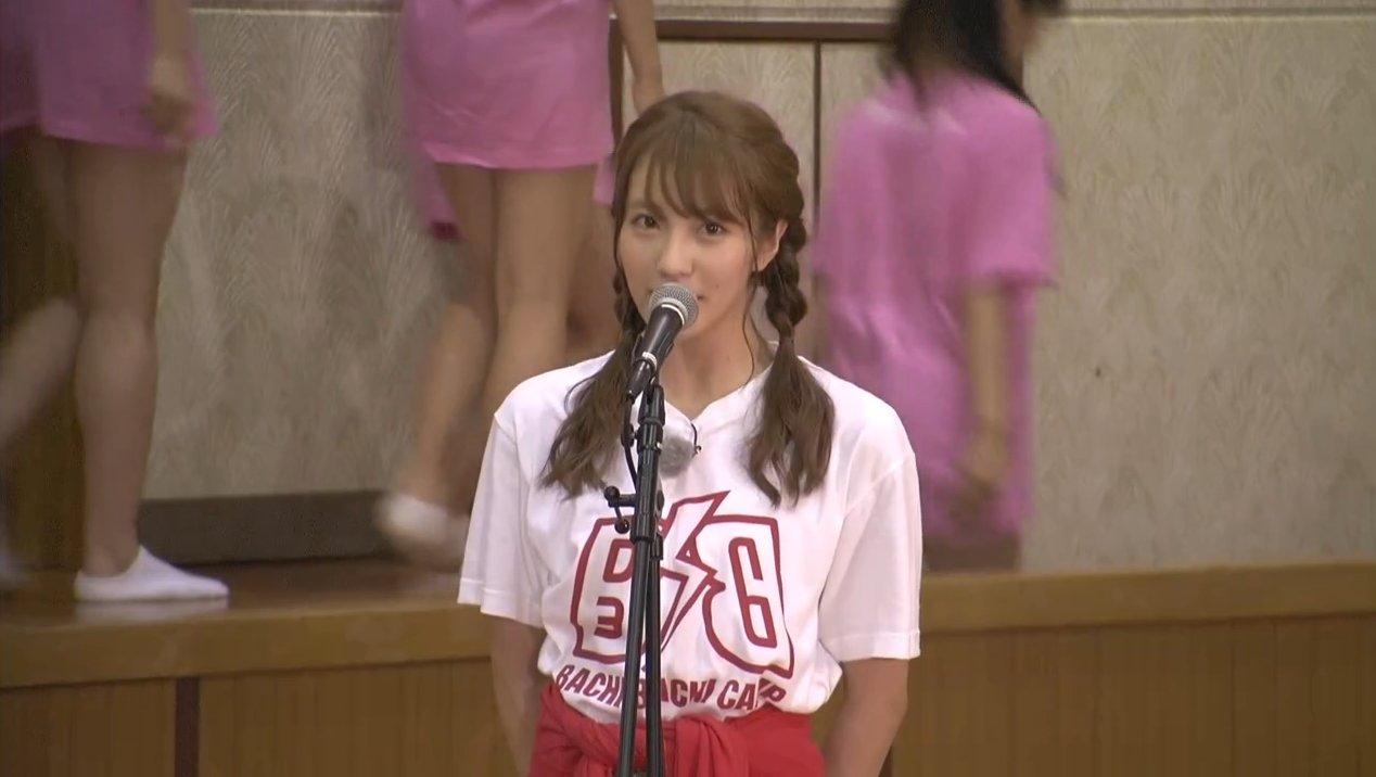 2019年8月18日新YNN NMB48 CHANNELで放送された「BACHI BACHI CAMP」の画像-2212