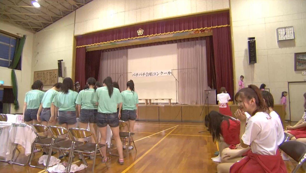 2019年8月18日新YNN NMB48 CHANNELで放送された「BACHI BACHI CAMP」の画像-2214