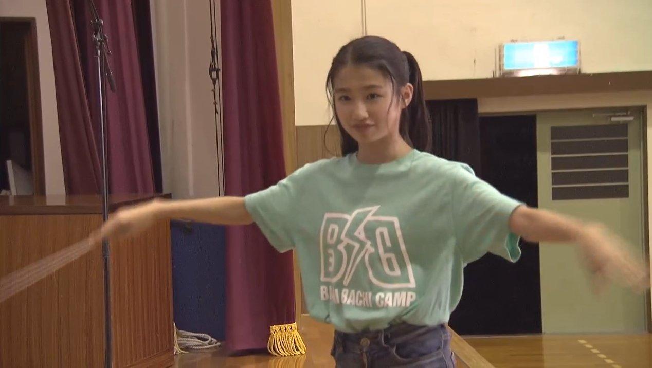 2019年8月18日新YNN NMB48 CHANNELで放送された「BACHI BACHI CAMP」の画像-2233