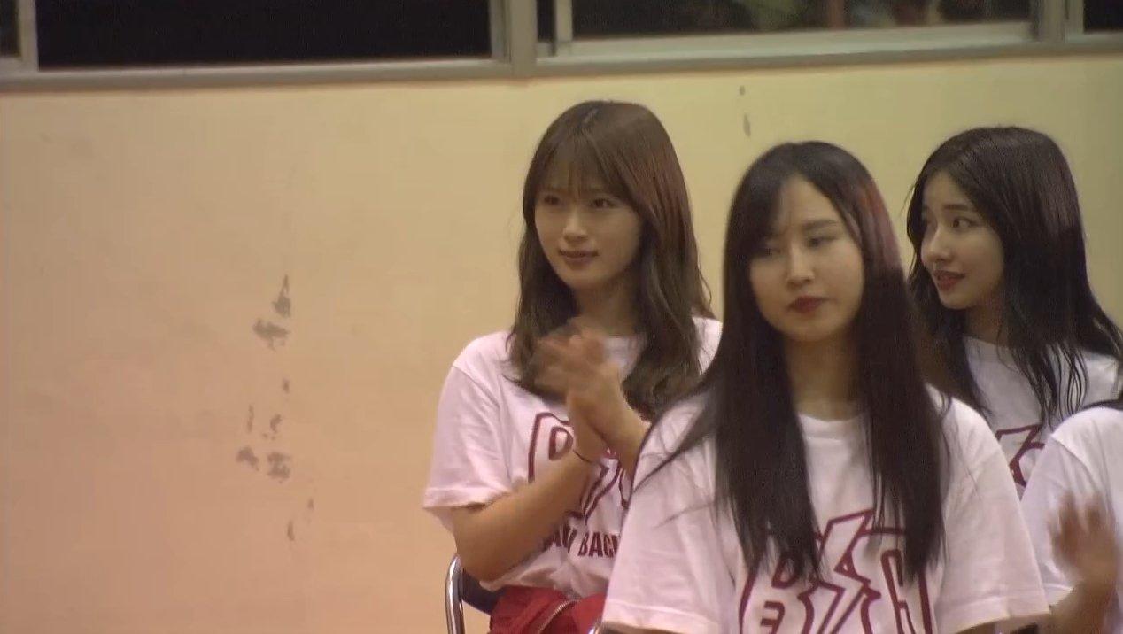 2019年8月18日新YNN NMB48 CHANNELで放送された「BACHI BACHI CAMP」の画像-2248