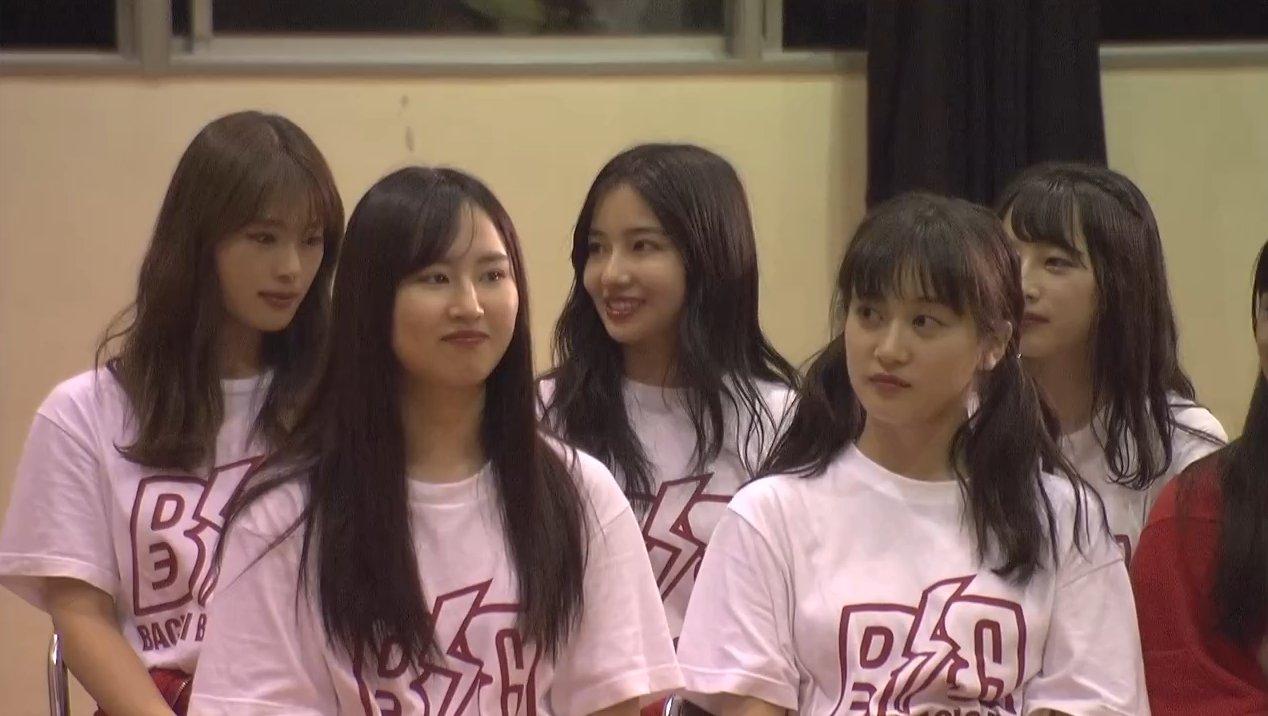 2019年8月18日新YNN NMB48 CHANNELで放送された「BACHI BACHI CAMP」の画像-2252