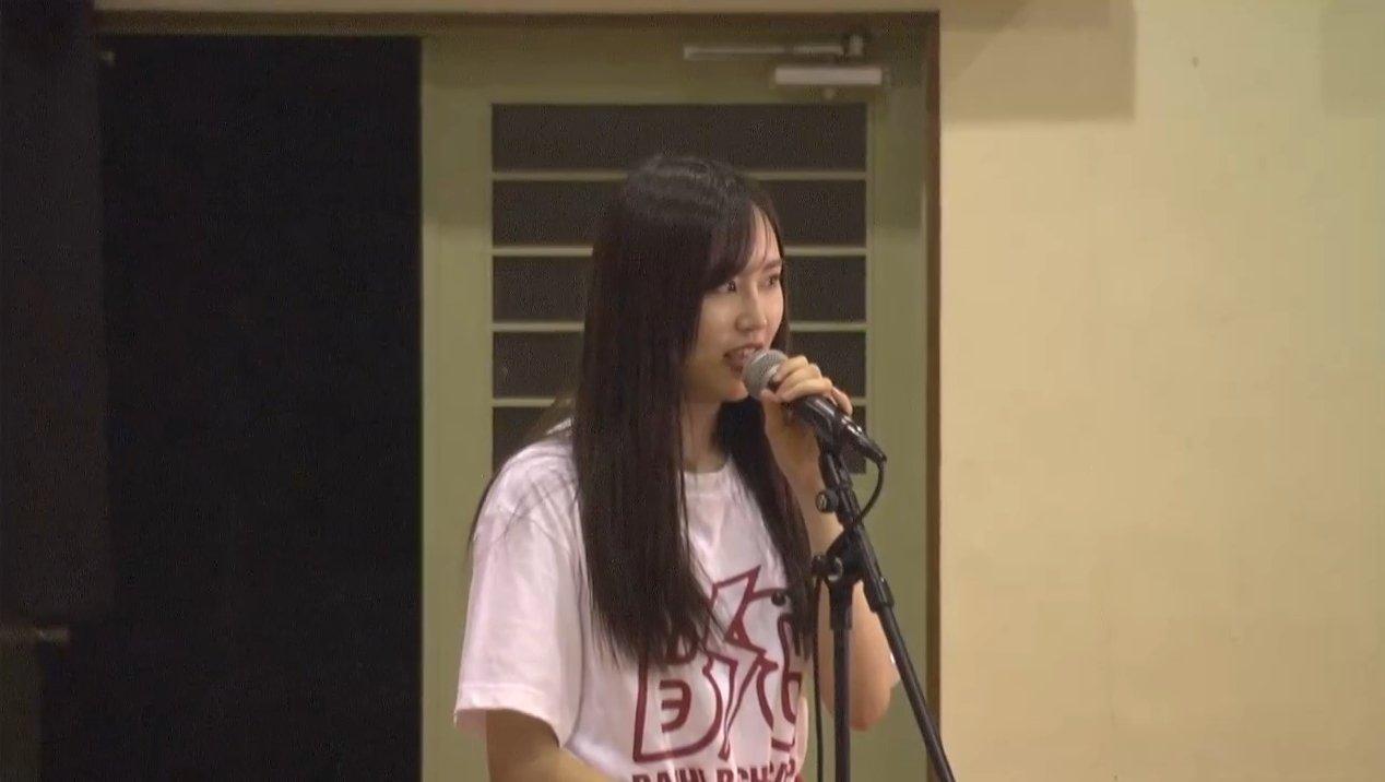 2019年8月18日新YNN NMB48 CHANNELで放送された「BACHI BACHI CAMP」の画像-2256