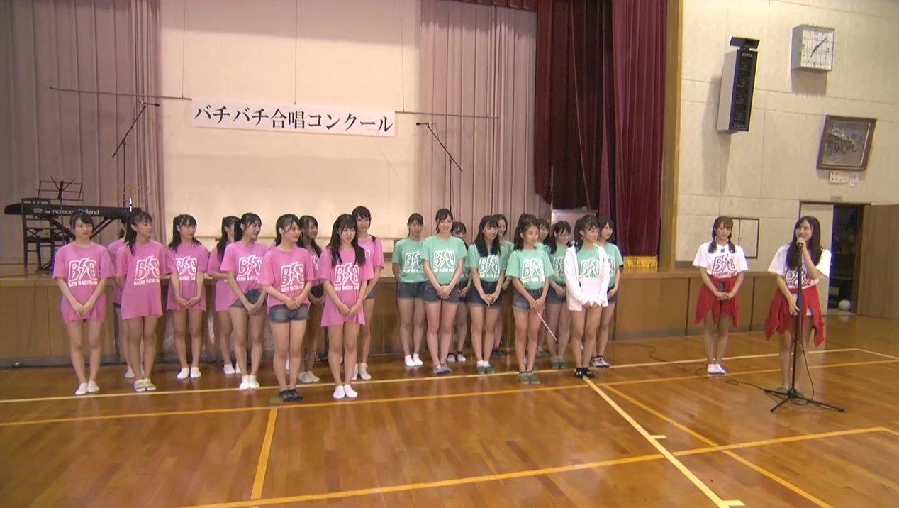 2019年8月18日新YNN NMB48 CHANNELで放送された「BACHI BACHI CAMP」の画像-2258