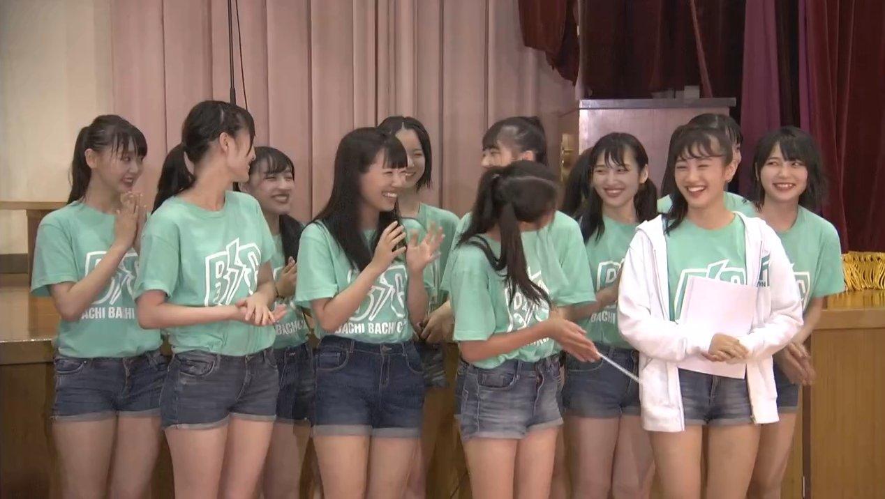 2019年8月18日新YNN NMB48 CHANNELで放送された「BACHI BACHI CAMP」の画像-2260