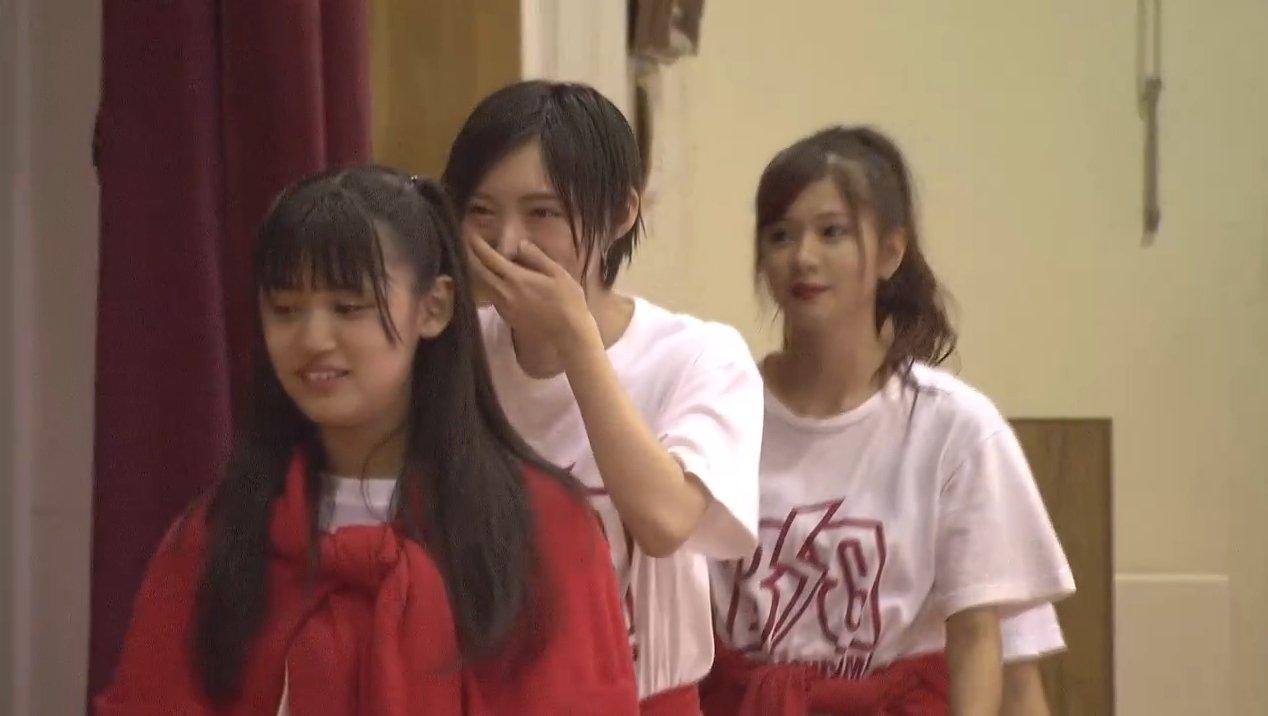 2019年8月18日新YNN NMB48 CHANNELで放送された「BACHI BACHI CAMP」の画像-2263