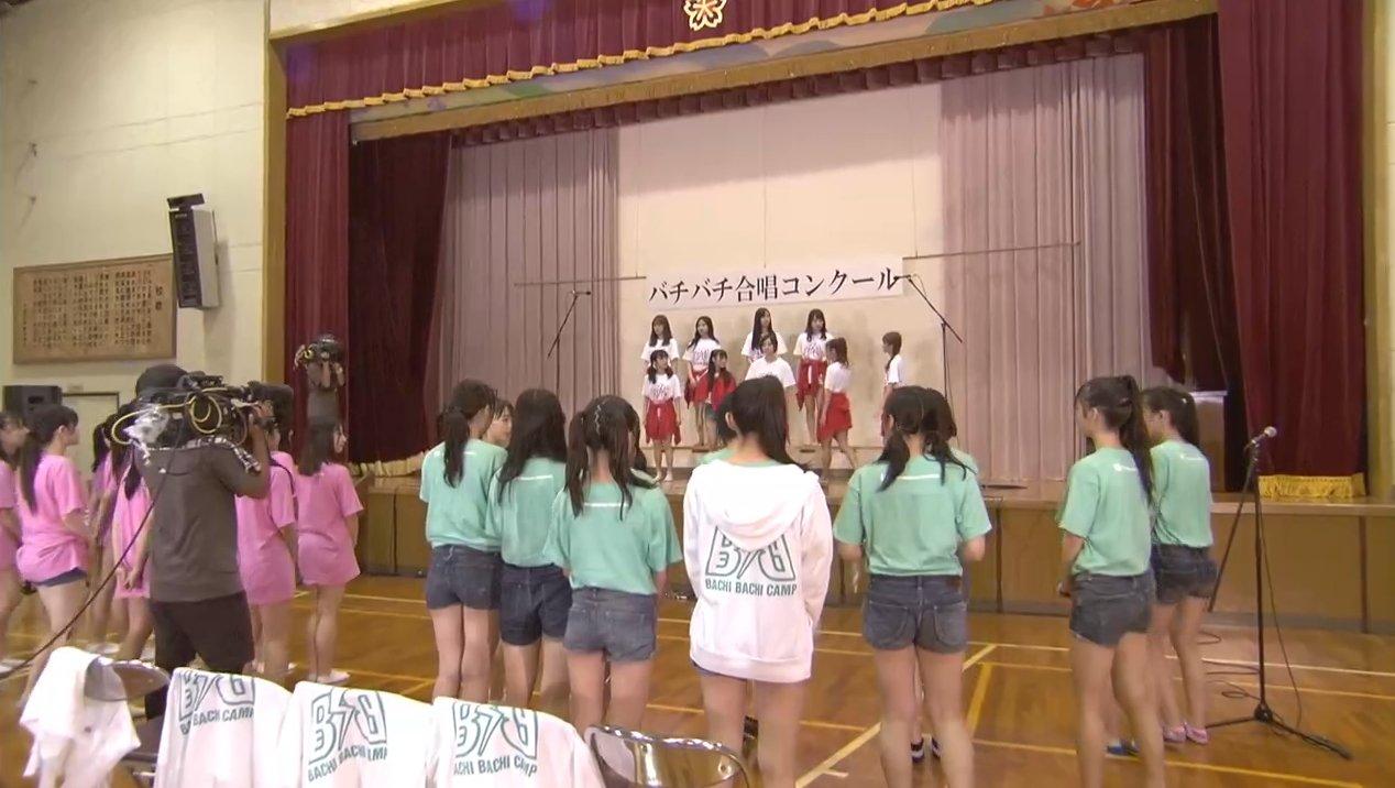 2019年8月18日新YNN NMB48 CHANNELで放送された「BACHI BACHI CAMP」の画像-2265