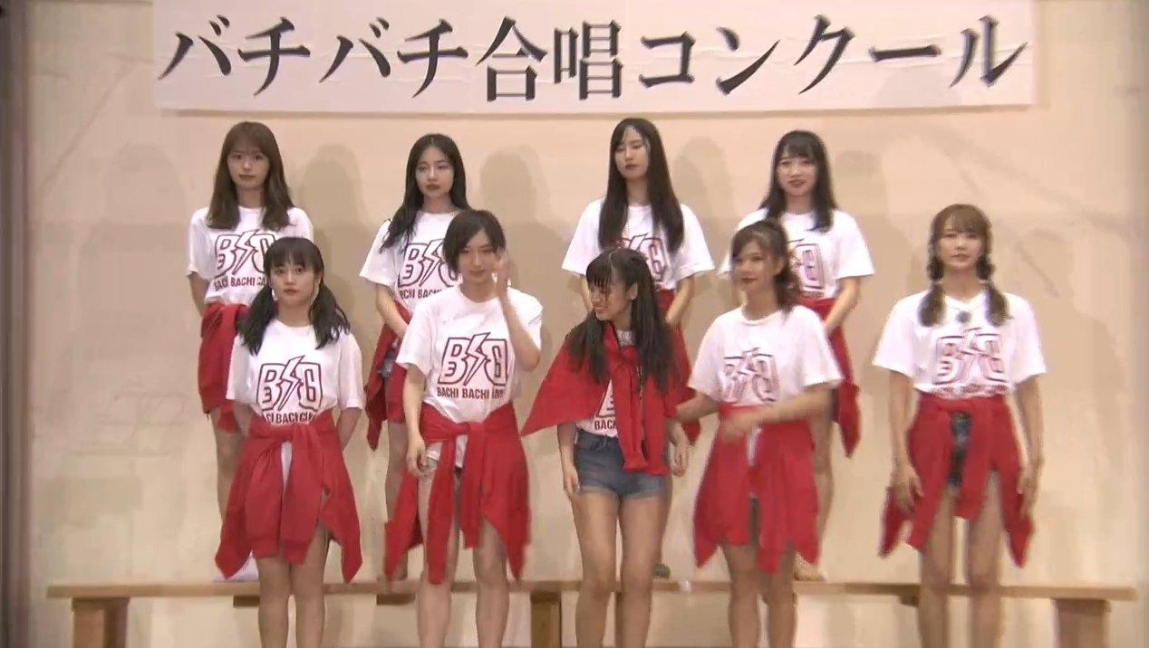 2019年8月18日新YNN NMB48 CHANNELで放送された「BACHI BACHI CAMP」の画像-2267