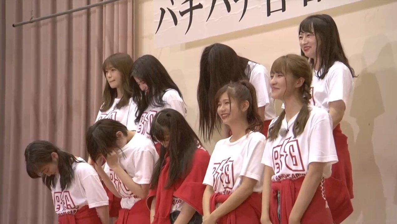 2019年8月18日新YNN NMB48 CHANNELで放送された「BACHI BACHI CAMP」の画像-2288