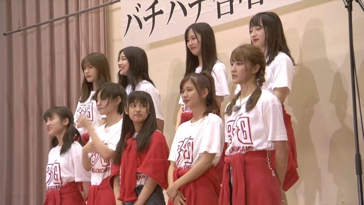 2019年8月18日新YNN NMB48 CHANNELで放送された「BACHI BACHI CAMP」の画像-2290