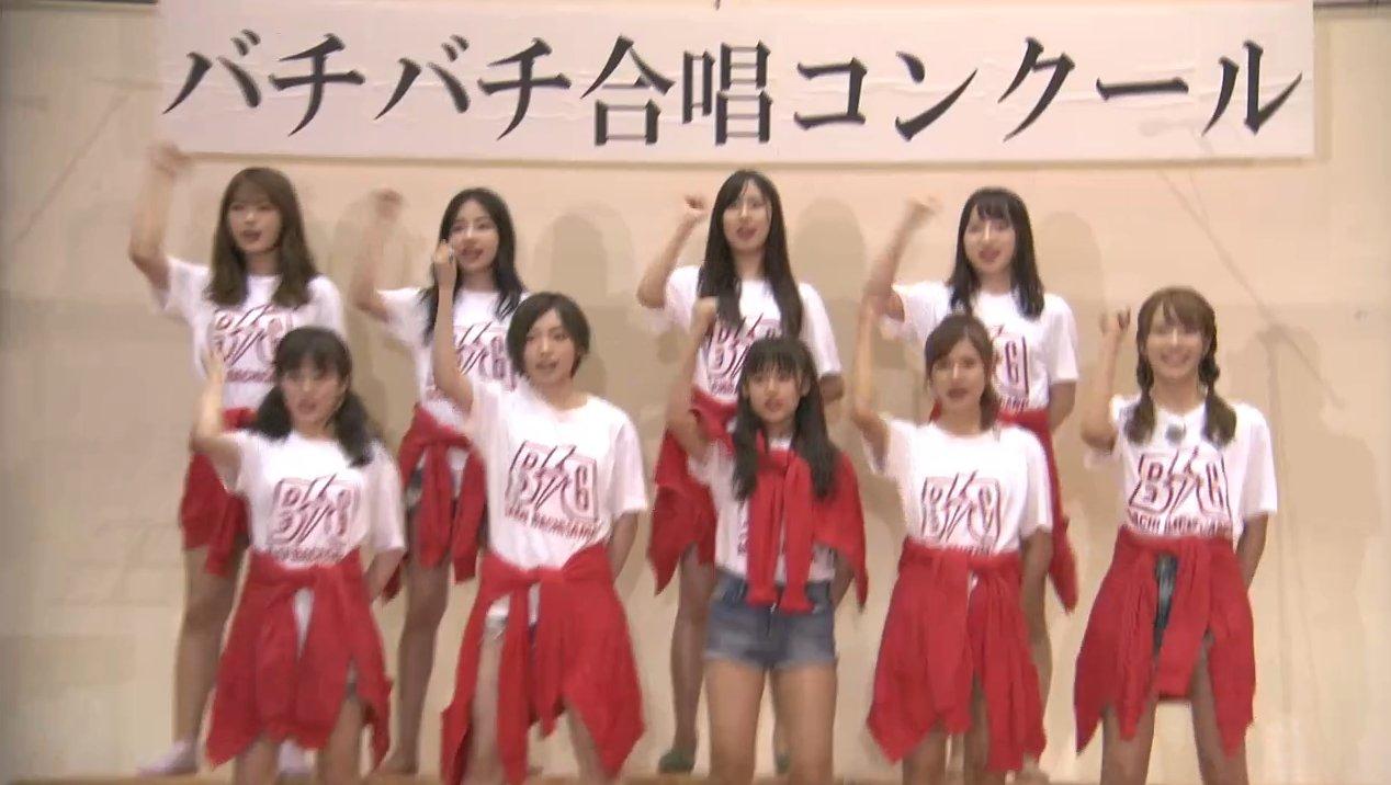 2019年8月18日新YNN NMB48 CHANNELで放送された「BACHI BACHI CAMP」の画像-2314