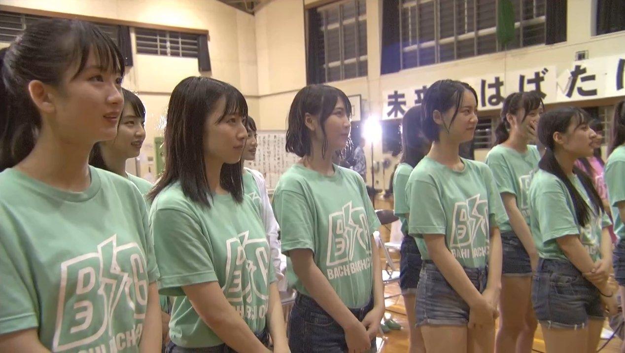 2019年8月18日新YNN NMB48 CHANNELで放送された「BACHI BACHI CAMP」の画像-2320