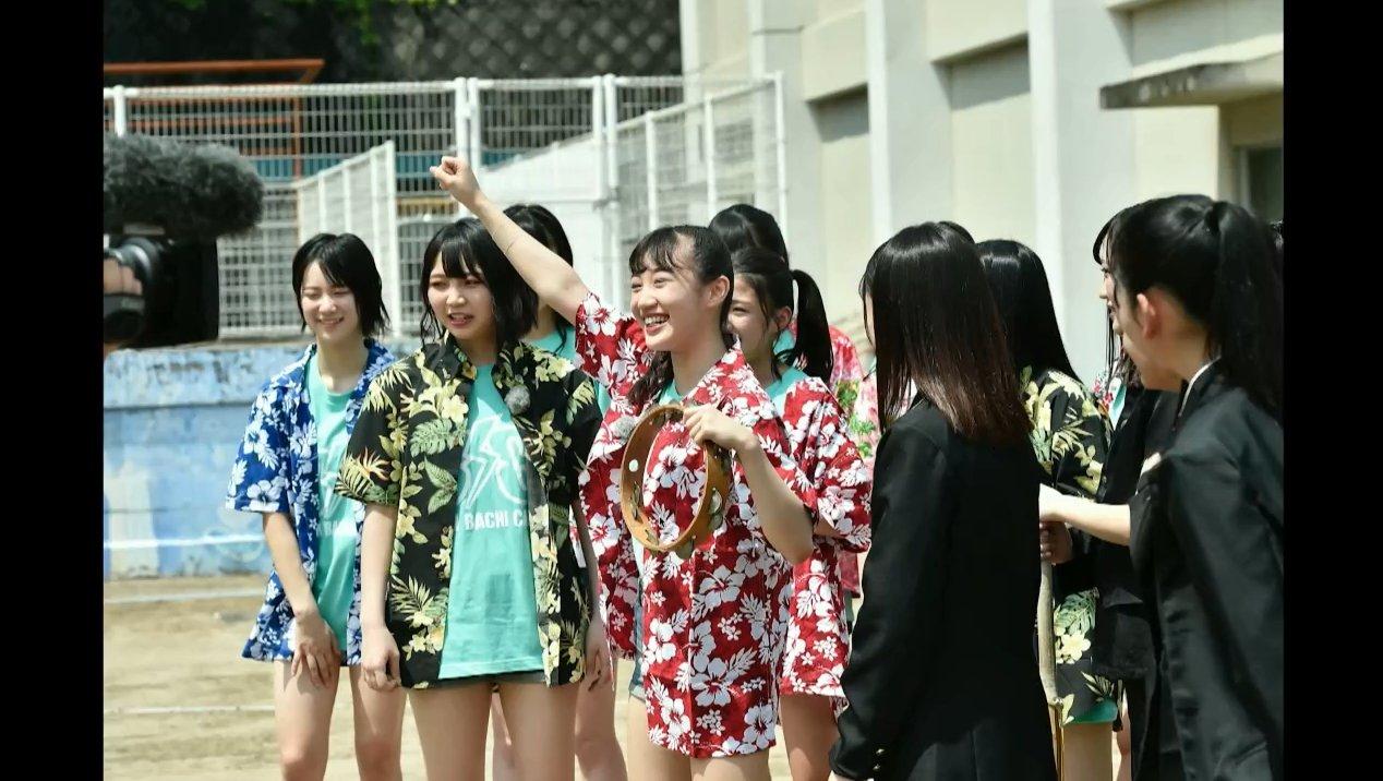 2019年8月18日新YNN NMB48 CHANNELで放送された「BACHI BACHI CAMP」の画像-2331