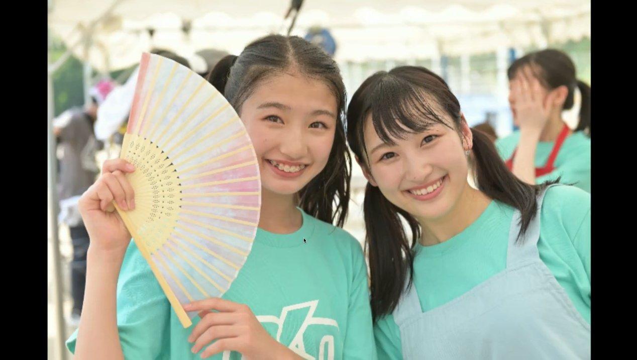 2019年8月18日新YNN NMB48 CHANNELで放送された「BACHI BACHI CAMP」の画像-2347