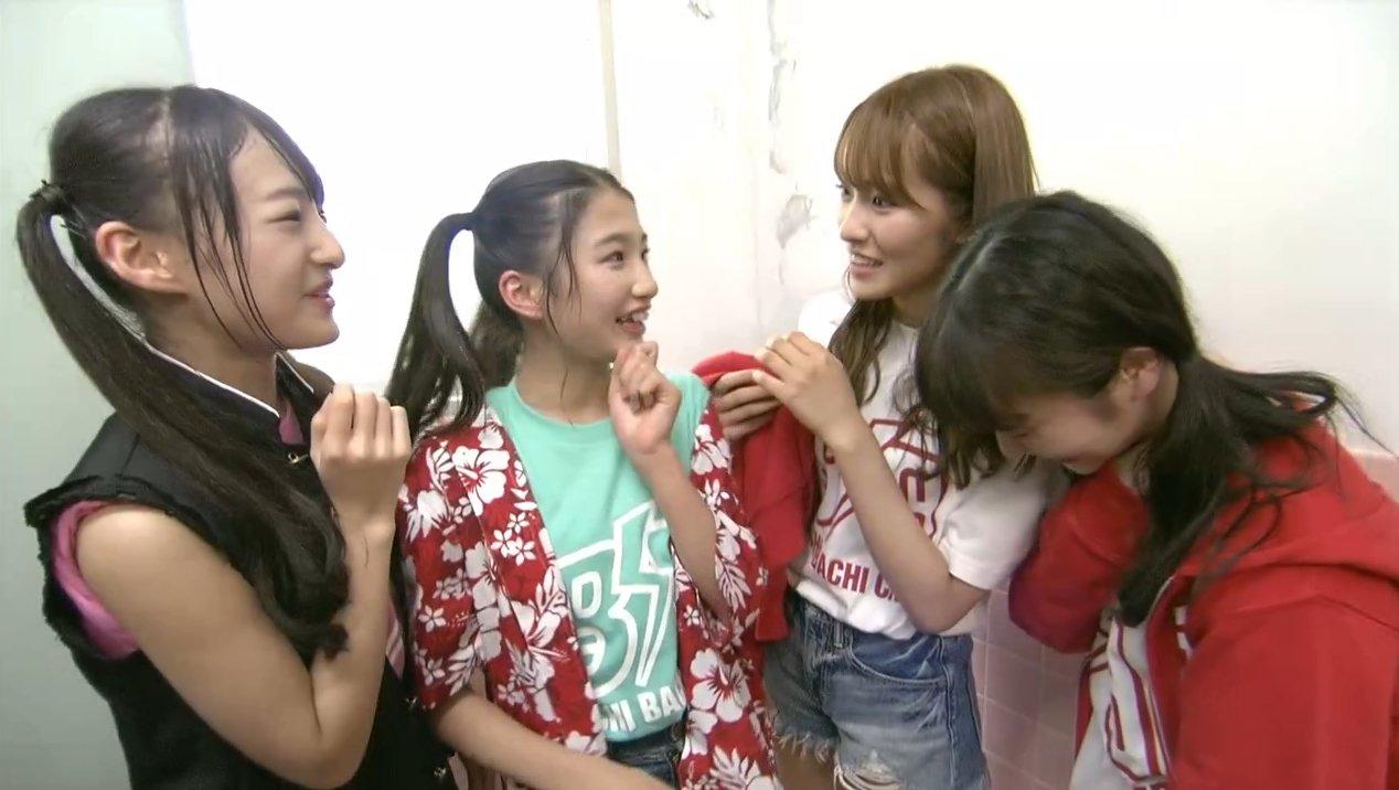 2019年8月18日新YNN NMB48 CHANNELで放送された「BACHI BACHI CAMP」の画像-327