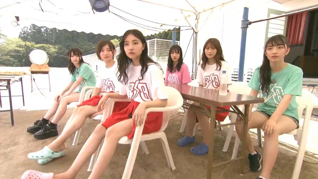 2019年8月18日新YNN NMB48 CHANNELで放送された「BACHI BACHI CAMP」の画像-432